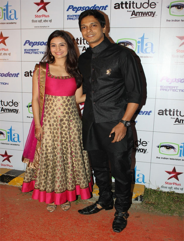 Anisha Kapur with hubby Mahesh Shetty