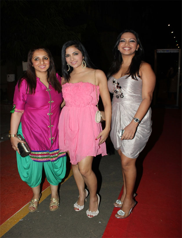 Munisha Khatwani, Shilpa Anand and Mansi Verma