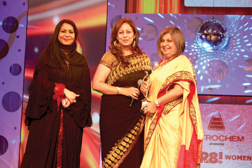 GR8! Special Mention Award - Ms. Gulshan Kavarana