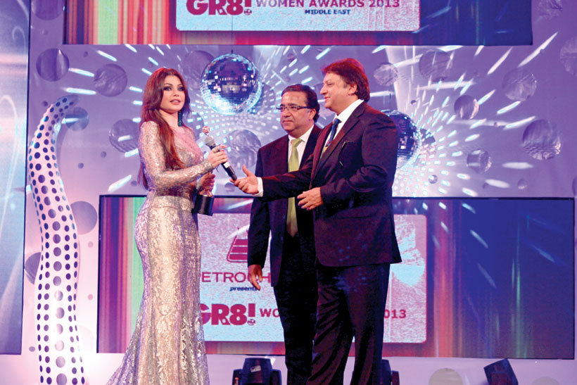 MOST POPULAR SINGER - Ms. Haifa Wehbe