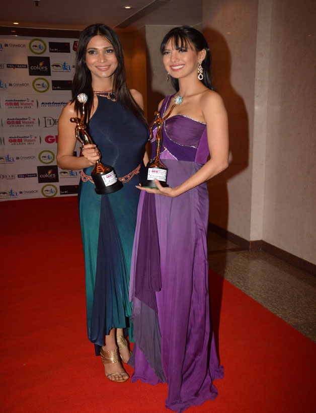Prachi Mishra and Rochelle MariaR