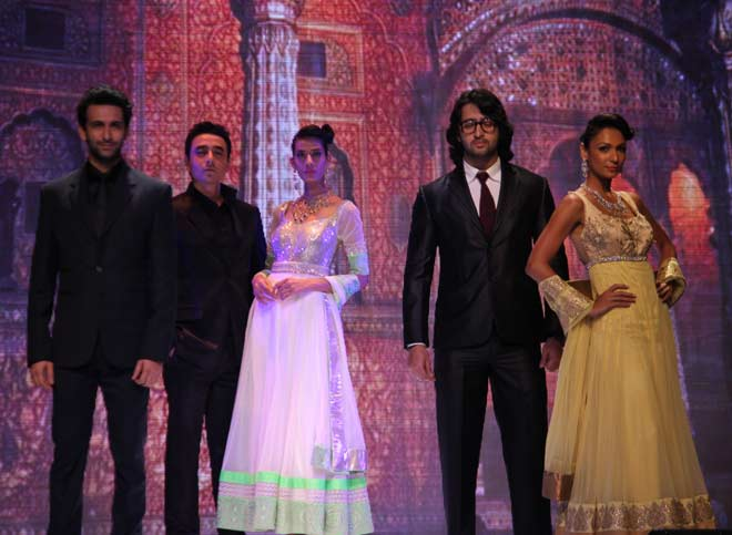 Nandish Sandhu, Mantra and Shaheer Sheikh
