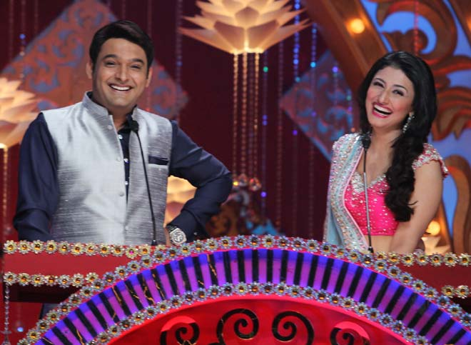 Kapil Sharma and Ragini Khanna
