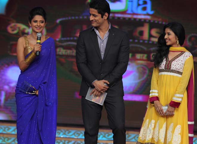 Jennifer Winget, Mohit Raina and Paridhi Sharma