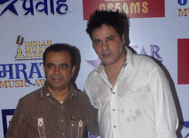 Yogesh Lakhani and Rahul Roy
