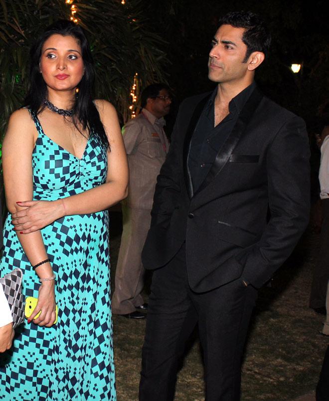 Gaurav Khanna Wife GR8! TV Magazine - GR8...