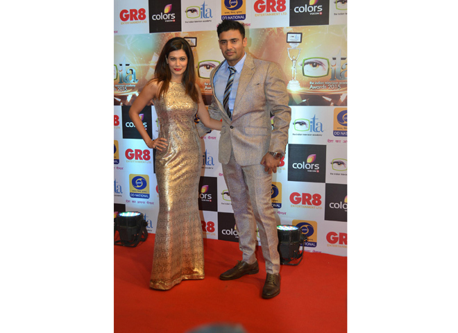 Sangram Singh and Payal Rohatgi