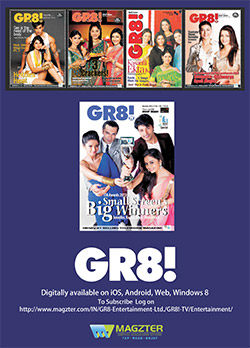 Subscribe to GR8 MAGAZINE Online