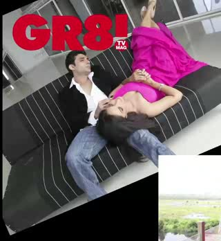 GR8! TV MAGAZINE'S EXCLUSIVE 10TH ANNIVERSARY SHOOT OF MOULY GANGULI & MAZHER SAYED