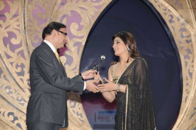 Rajat Sharma (Chairman and Editor in chief, India TV) to Raveena Tandon Thadani