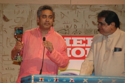 Best Television Host / Anchor - Rajdeep Sardesai