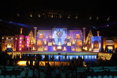 ITA Award 2006 Stage