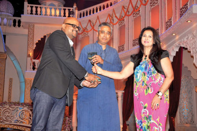 Poonam Dhillon to Rajdeep Sardesai and Dilip Venkatraman