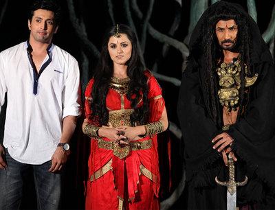 Savitri Life Ok Full Cast