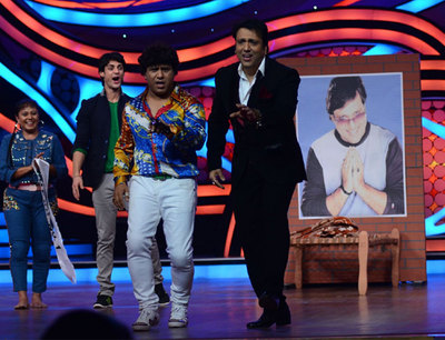 Gr8 Tv Magazine Govinda Special On Nach Baliye