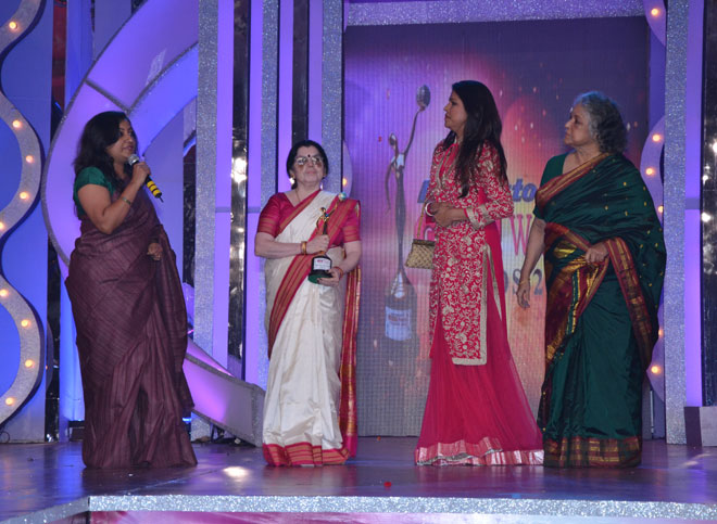 Bhavana Balsavar and Shubha Khote to Rep