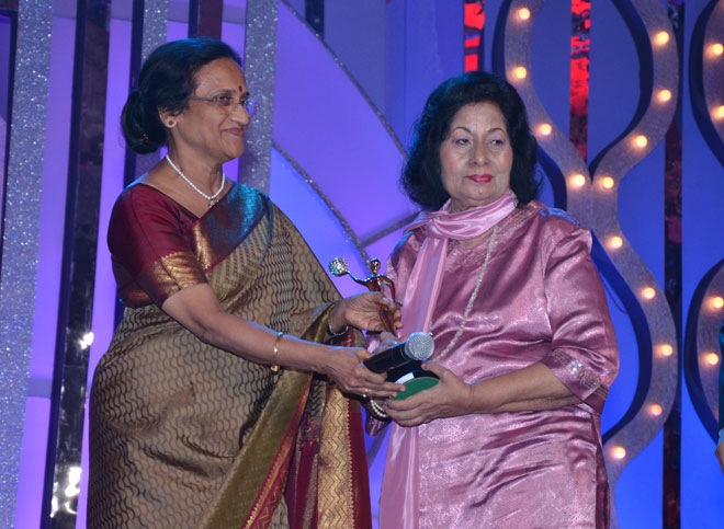 Rita Bahuguna Joshi (Awarded as the most promising women of South East Asia) to Bhanu Athaiya
