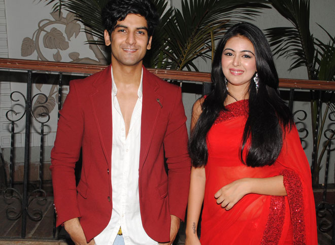 Arun Rana and Shafaq Naaz