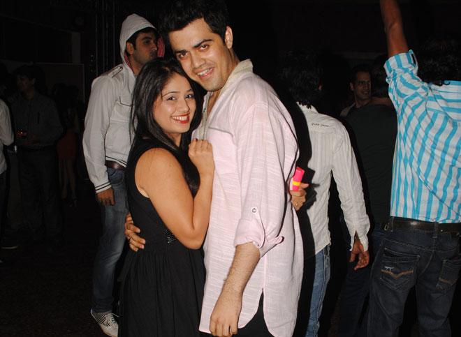 The best: nishad vaidya and chandni bhagwanani dating sim