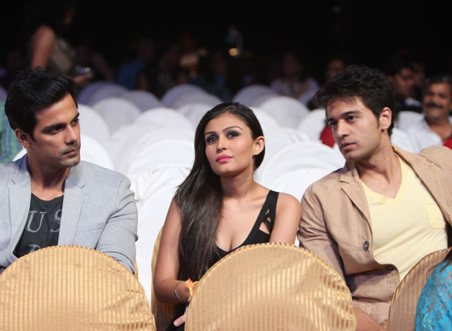 Anuj-Sachdeva,Simran-Kaur and Gaurav Khanna