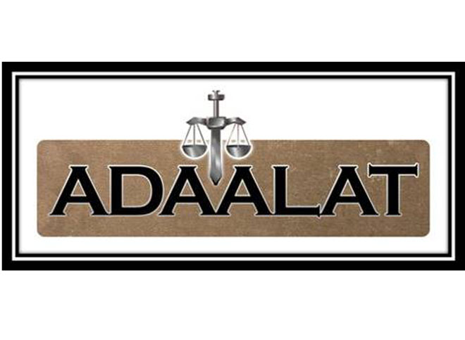 Adalat sony tv online