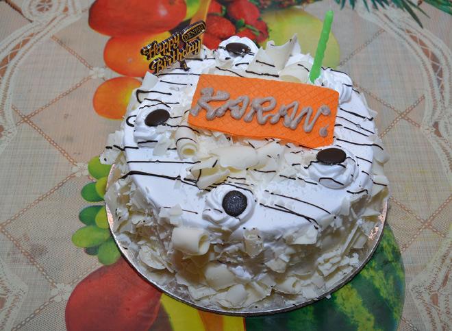 Cake Images Karan : GR8! TV Magazine - Shashank Vyas & Chandni Bhagwanani ...