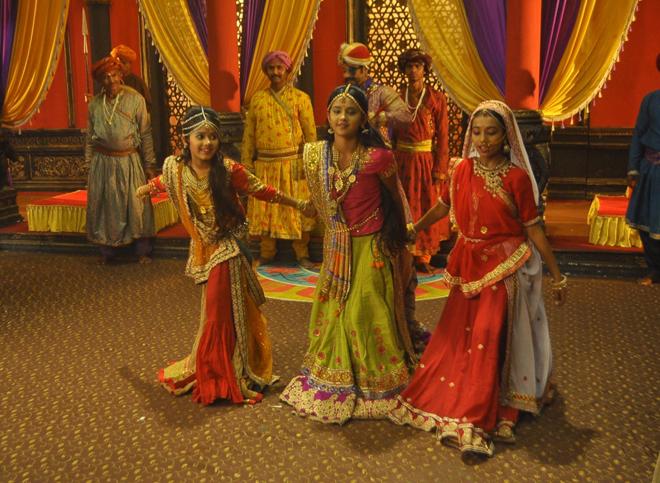 GR8! TV Magazine - Fun, frolic and dance on Maharana Pratap