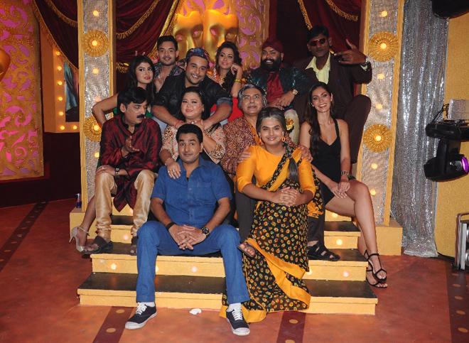 Bittu Bak Bak | Fun Unlimited | Krushna and Bharti - YouTube