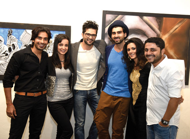 Mohit Sehgal, Saniya Irani, Raqesh, Akshay Dogra, Ridhi & Gautam Hegde