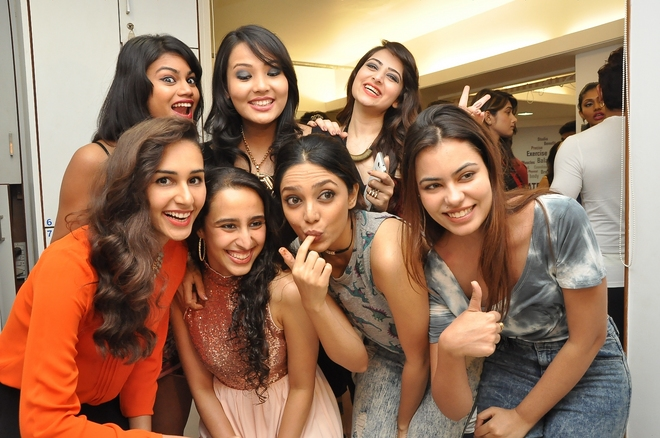 Former Miss India Contestants