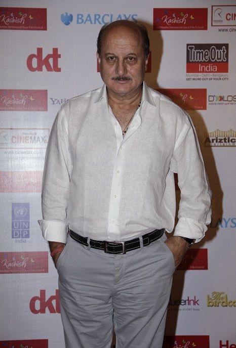 Anupam Kher at Kashish