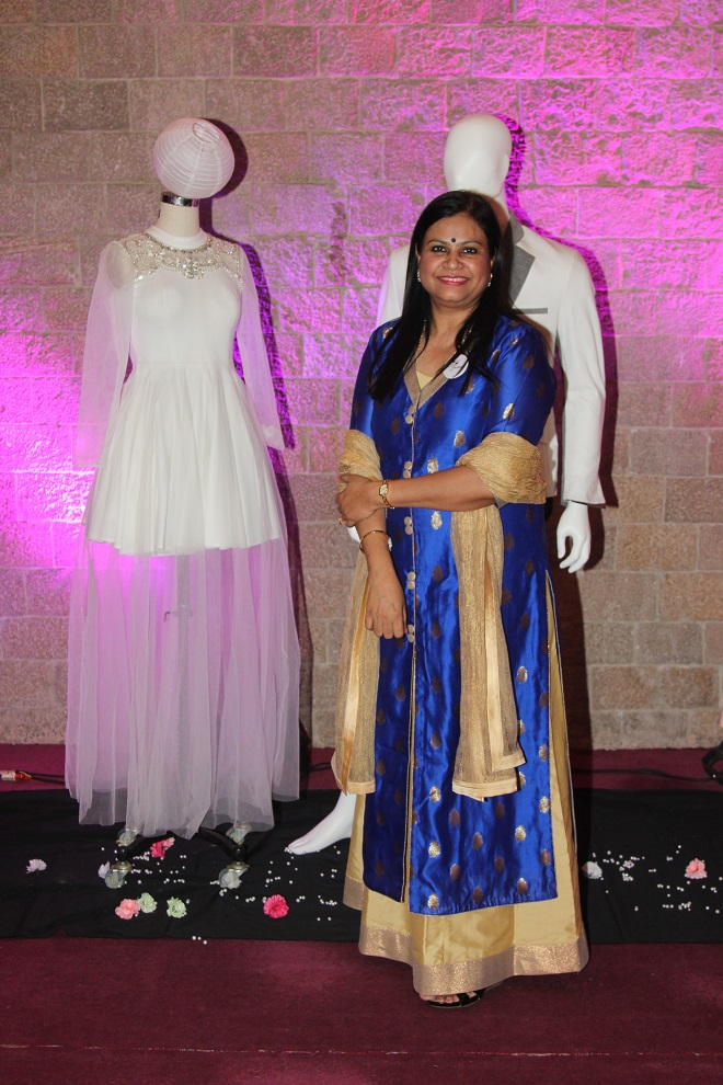 Nilima Singh (Director of NIFT)