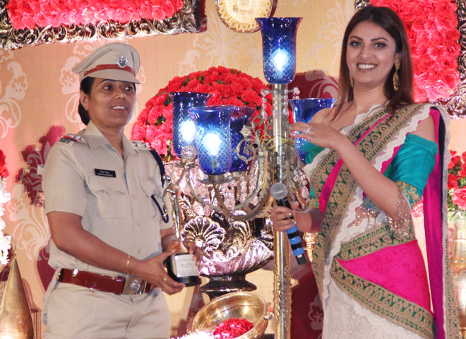 Anushka Ranjan to Rekha Mishra (RPF Officer)